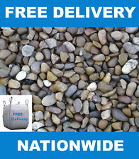 20mm Pea Gravel Bulk Bag (825kg minimum) - FREE DELIVERY - Please Read Descripti