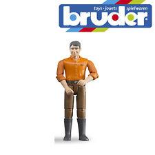 BRUDER 60007 Man - Light Skinbrown Jeans Figure