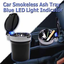 Zone Tech Office Desk Car Led Cup Holder Ashtray Travel Cigarette Smoke Remover