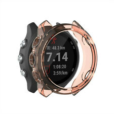 Soft TPU Frame Protection Watch Case Cover Shell For Garmin Forerunner 245M/245
