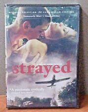 Strayed    (DVD)    BRAND NEW    French with English Subtitles