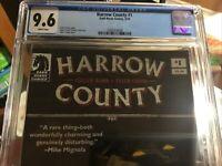 harrow county 1 Cgc 9.6