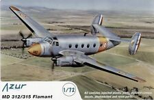 Azur 1/72 MD 312/315 Flamant Trainer Model Kit A028