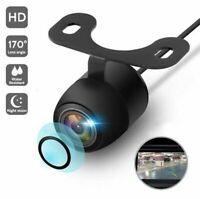 New HD Waterproof 170° Car Rear View Reverse Backup Parking Camera Night Vision