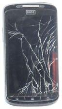 ZTE BASE Lutea 2 Android Smartphone C-Ware Glasbruch schwarz (ohne Netzteil)