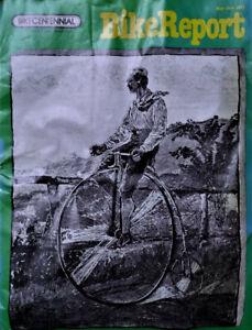 BikeCentennial Magazine Cover Poster 1983