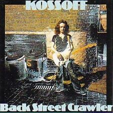 PAUL KOSSOFF - BACK STREET CRAWLER USED - VERY GOOD CD