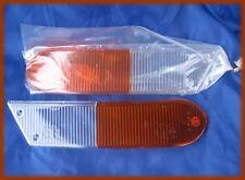 FIAT 124 SPORT SPIDER - 2 GEMME FANALI ANT Front Lens