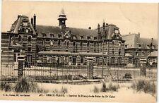 CPA BERCK - PLAGE .-  Institut saint - francois de sales dr calot  (197502)