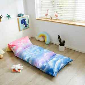 Cloud Sky Floor Pillow Covers Chair Lounger Cover Toddler Floor Pillowcases