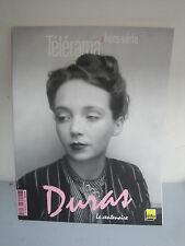 DURAS, Le Centenaire - Spécial édité par Télérama