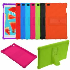 Silicone Rubber Soft Case Cover Skin For Lenovo Tab 4 8 TB-8504N/F Tablet 8 inch