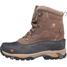 Karrimor Mens Snowfur II Weathertite Snow Winter Boots Mink UK 10