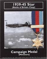 1939-45 Star Minature British War Medal