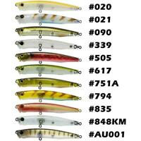 Zip Baits Skinny Pop Jr. 70mm Fishing Lures  BRAND NEW @ Ottos TW