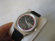 ULTRA RARE OMEGA SEAMASTER TYPE 1.BR PROTOTYPE AUTOMATIC DAY DATE WATCH SERVICED
