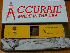 Accurail HO #5127 FGEX/N&W 50' AAR Riv. Steel Boxcar