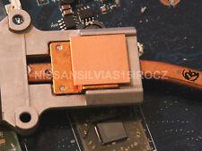 Toshiba Satellite L555 L555D L550D Motherboard GPU Copper Shim Kit For Heatsink
