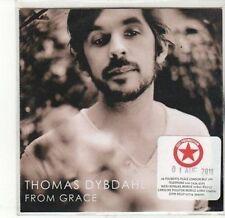(CA669) Thomas Dybdahl, From Grace - 2011 DJ CD