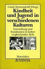 GISELA TROMMSDORFF German Childhood Psychology 1995
