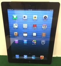 Apple iPad 3rd Gen. 64GB, Wi-Fi   Cellular (Unlocked), A1430, 9.7in - Black