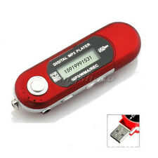 New 32GB Mp3 Wma Usb Music Player With Lcd Screen Fm Radio Voice Recorder UK Hot
