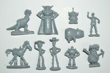 VERY RARE TOY CEREAL PREMIUM MEXICAN FIGURES TOY STORY GRAY TINYKINS