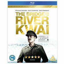 Bridge on The River Kwai 5050629000115 With William Holden Blu-ray Region B