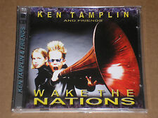 KEN TAMPLIN AND FRIENDS - WAKE THE NATIONS - 2 CD COME NUOVO (MINT)