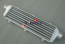 Racing Front Mount Aluminum Intercooler 450X140X50mm 2.2''/55mm Turbo Delta Fin