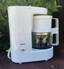 Krups Brewmaster Jr. 4 Cup Coffee Maker Type 170 White