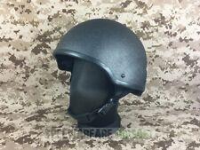 EVI British Army MK7 Replica Helmet (Black) MK6A EVI-MK7BK