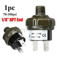 NPT 1/8'' Air Compressor Tank Pressure Control Switch 70-100PSI (ON-OFF)
