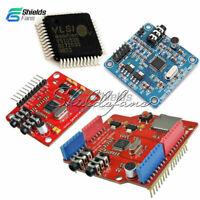 IC VS1053B VS1053 MP3 Music Shield Board Module TF/ SD Card Slot Arduino UNO R3