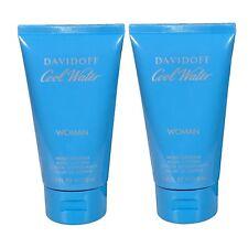 Davidoff Cool Water Woman Shower GEL 150ml X 2