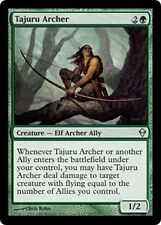 4x Arciere de la tajuru - Le Archer MTG MAGIC Zen Zendikar Italian/English