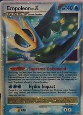 Pokemon Empoleon LV.X – DP11 – Promotional, Light Play X1