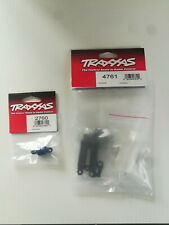 Traxxas #2760 #4761 rear shocks and shock caps NEW vintage