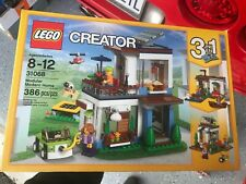 Lego Creator 31068 Modular odern Home 386 Pcs Brand New & Sealed - Fast Shipping