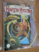 N. 1 Martyn Mistere Gli uomini in nero Anastatico + Calcarelli