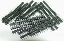 "10 x Samtec LBS-119-B-T-S 19 way board stacker strip 0.1"" pitch  8mm seperation"