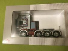 1:50 NZG Brouwer 6 Axes and pendel X lowloader VERY RARE Model!