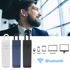 Smart Wireless Bluetooth 4.2 Earphone In-ear Headset Real Time Translator Travel