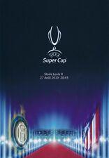 2010 SUPER CUP - INTER MILAN v ATLETICO MADRID