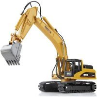 New 1:50 Excavator Diecast Alloy Engineering Vehicle Model Toys Gift Truck Car