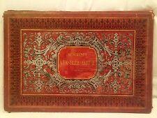 RARE Munchener Kunstler Album, Folio of 12 Plates, Gallerie Moderner Meister