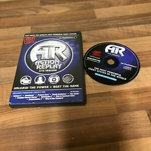 Action Replay Lite Version PS2 Game