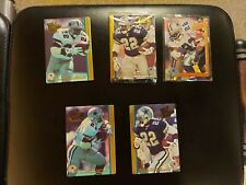 EMMITT SMITH 1991 Action Packed Lot of 5 Prototype SP Promo Cards