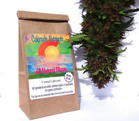Bloom nutrients for cannabis and garden, 5 x 5 gal packets, makes 25 gallons