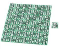 50PCS SOP8 SO8 SOIC 8 TSSOP 8 MSOP 8 a DIP8 Adattatore PCB CONVETER Board FAI DA TE LOTTO REGNO UNITO